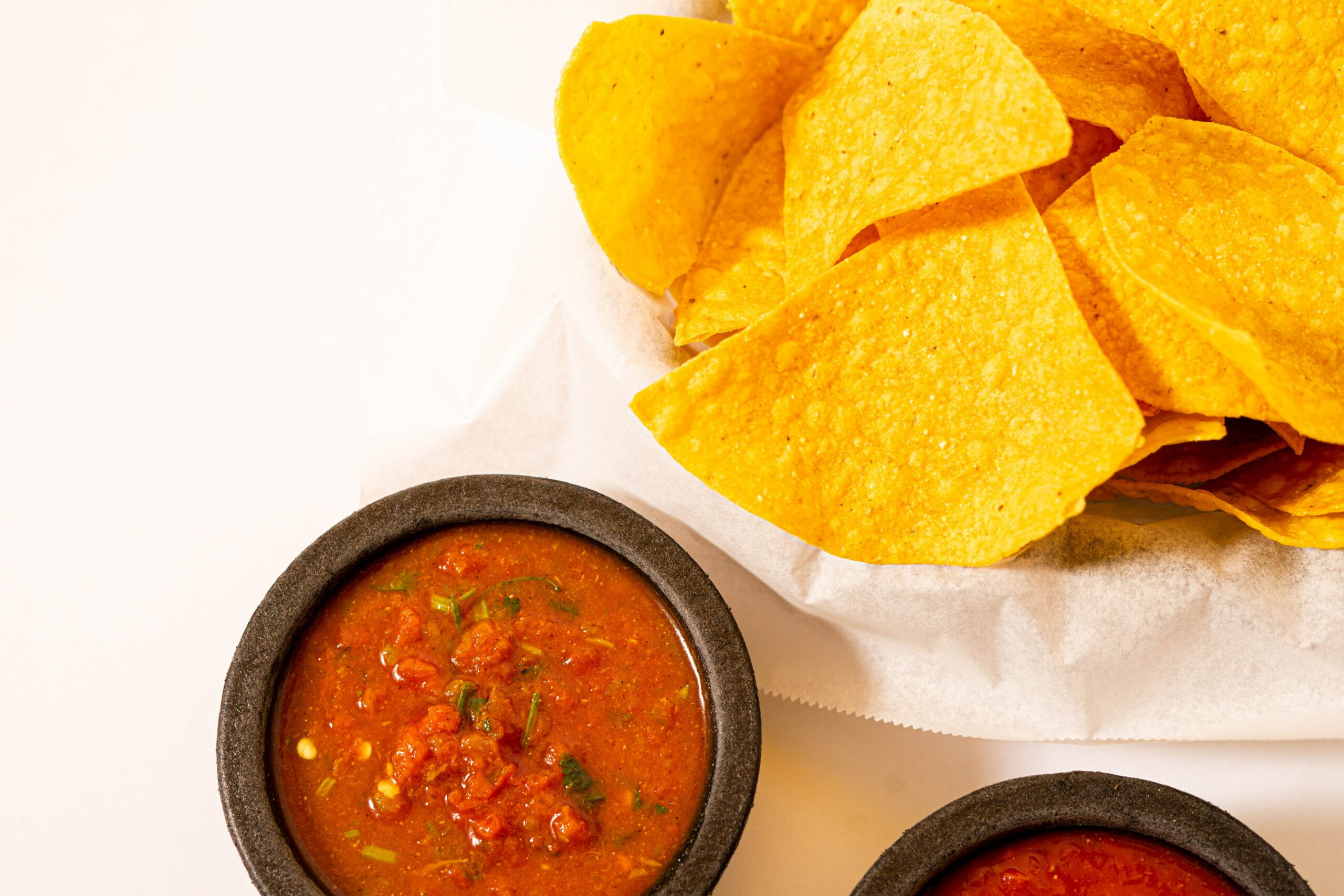 healthy and beneficial salsa
